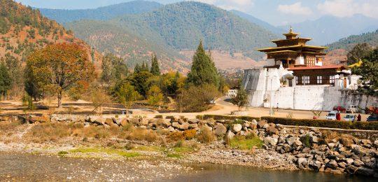 Bhutan Mystical Traveller
